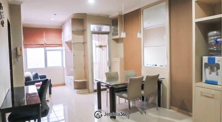 Living room Casablanca Mansion Apartment