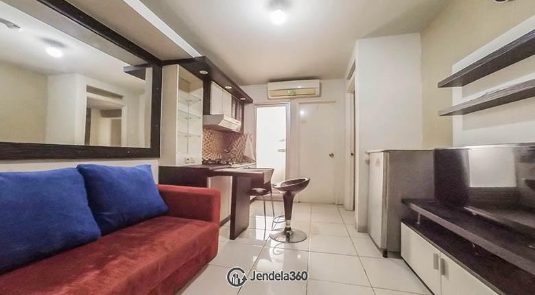 Living room Kalibata City Apartment