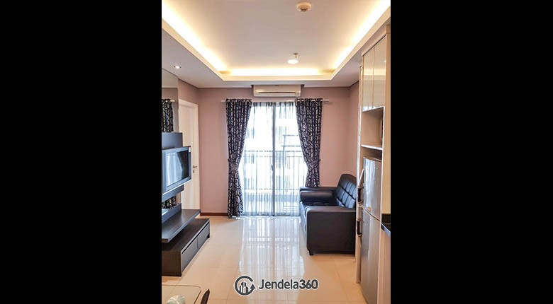 Living room Thamrin Residence Apartment Apartment