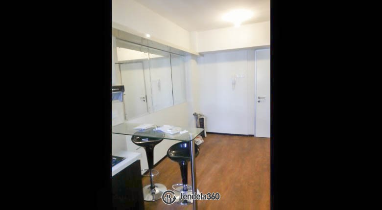 Living room Apartemen Green Bay Pluit Apartment