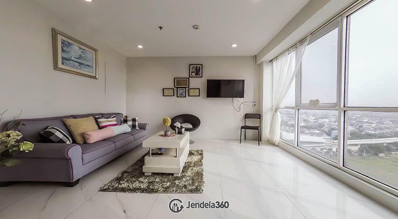 living room Tifolia Apartment