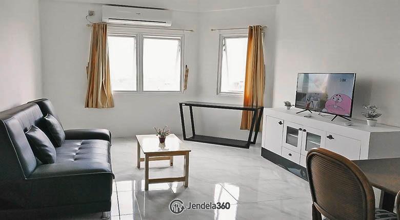 living room Apartemen Kondominium Menara Kelapa Gading