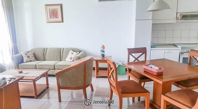 living room Pondok Club Villa
