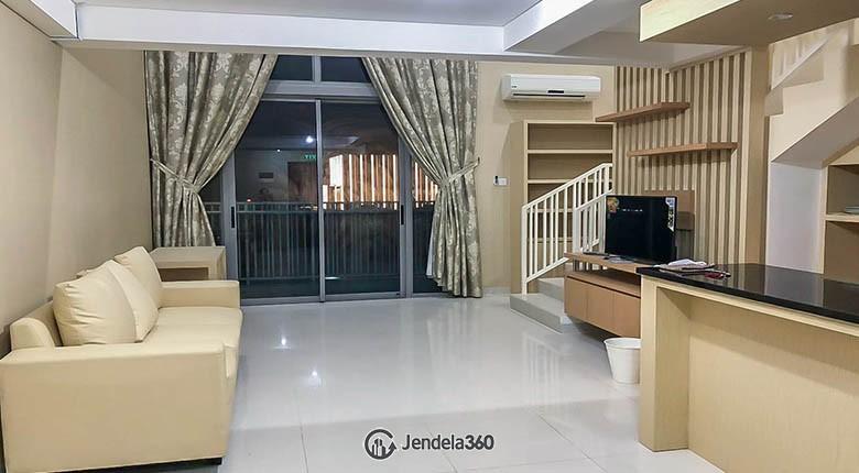 living room Neo Soho Residence