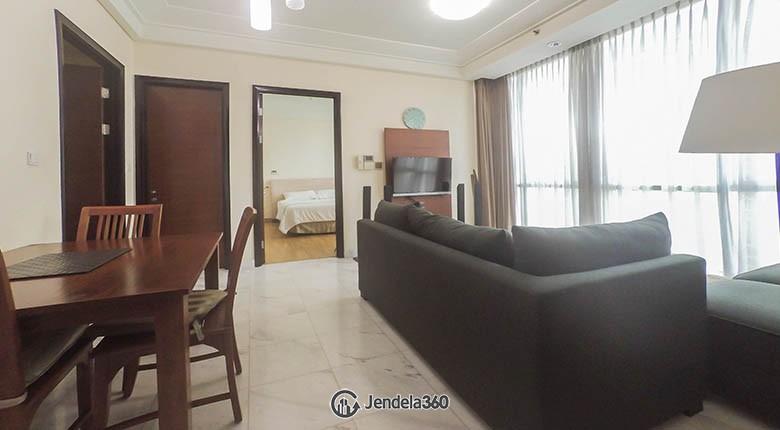 living room The Peak Apartment Apartment