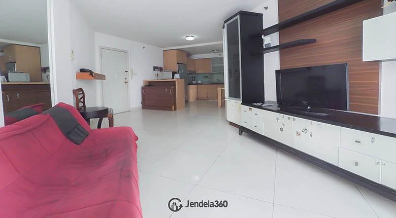 living room Apartemen Taman Rasuna Apartment