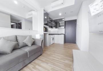 Living room Puri Mansion  Apartment