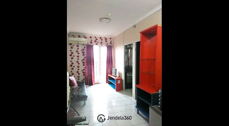 living room Apartemen Mutiara Bekasi Apartment