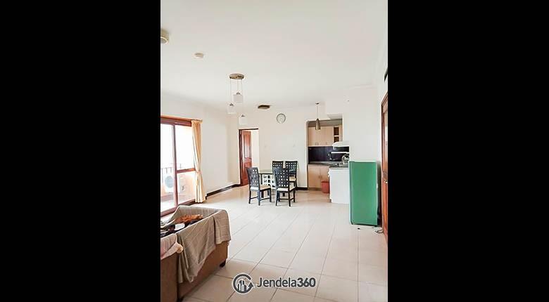 living room Apartemen Grand Setiabudi Apartment