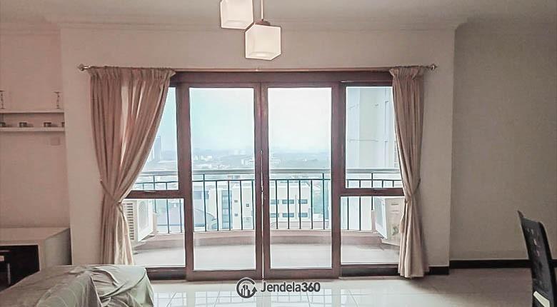 living room Grand Setiabudi Apartment
