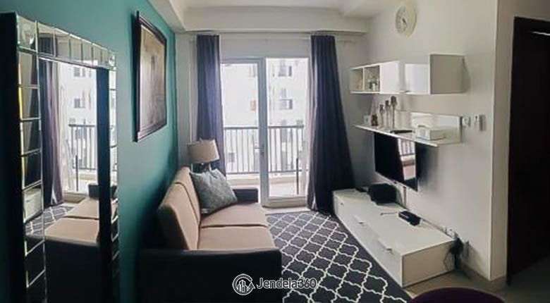living room Signature Park Grande Apartment