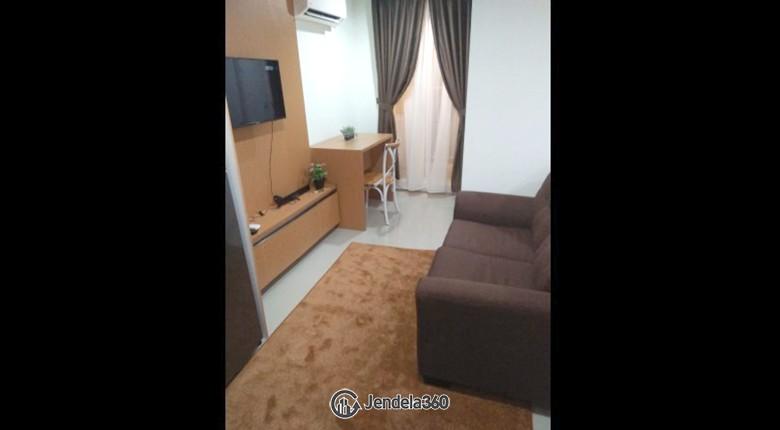 living room Apartemen Intermark BSD Tuscany Residence