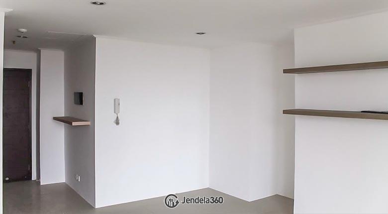 living room Apartemen Best Western Mangga Dua