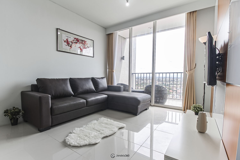 Living room Lexington Residences