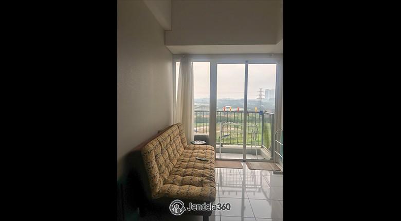 living room Casa De Parco Apartment