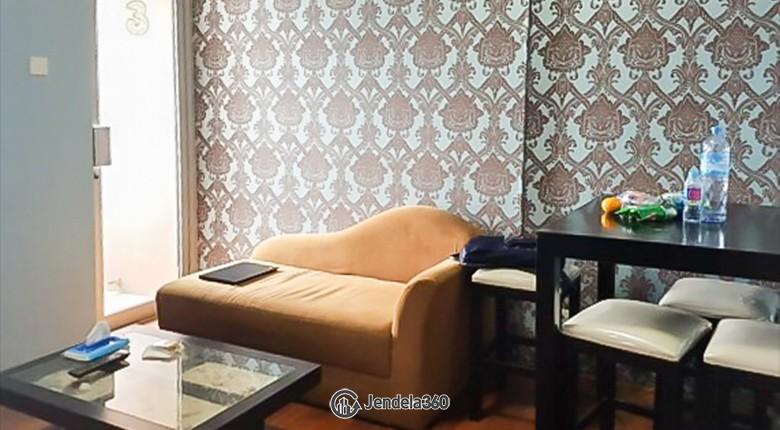 living room Gading Mediterania Residence Apartment