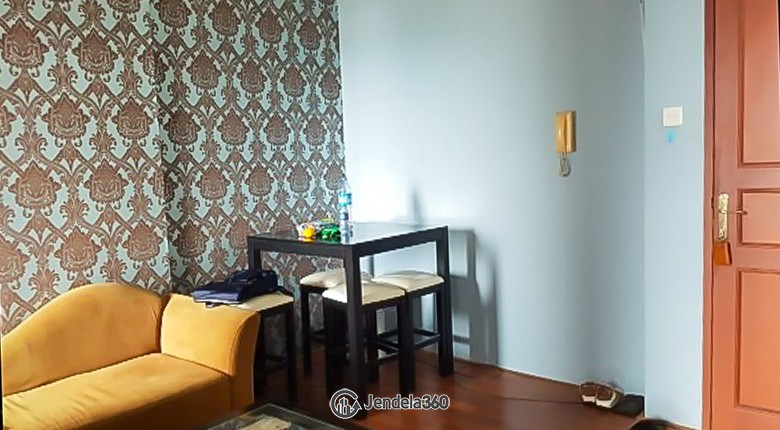 living room Apartemen Gading Mediterania Residence