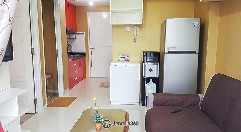 living room Apartemen Bintaro Plaza Residence