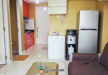 Bintaro Plaza Residence 2BR Fully Furnished