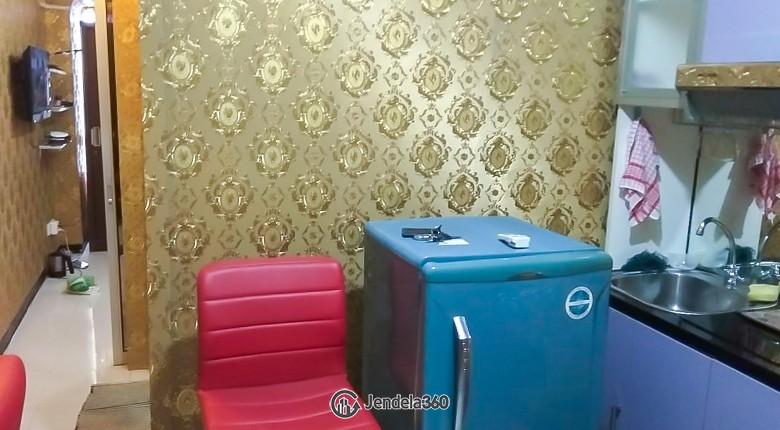 living room Niffaro Park Apartment