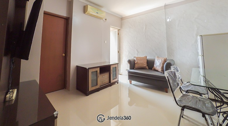 living room Gading Mediterania Residence Apartment