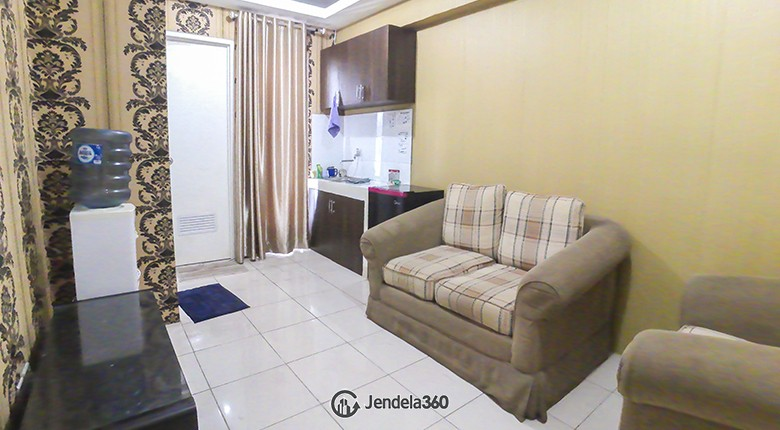 Living room Green Bay Pluit Apartment Apartment