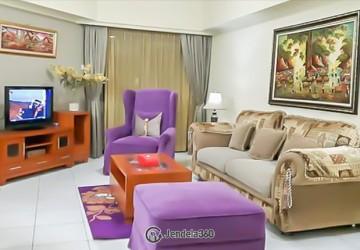 Sudirman Tower Condominium (Aryaduta Suites Semanggi) 3BR Fully Furnished