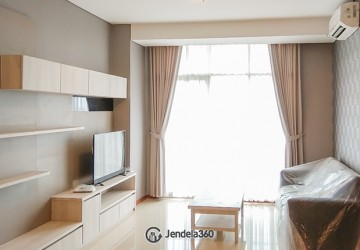 Thamrin Residence Apartment 2BR Tower Grand Lobby