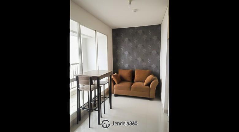 Living Room Apartemen Callia Apartment