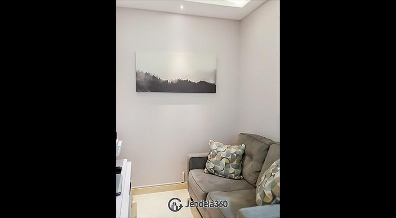 Living Room Puri Orchard Apartment Apartment