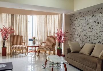 Taman Anggrek Condominium Apartment 2BR View City