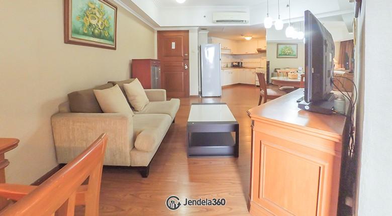 Living Room Sudirman Tower Condominium (Aryaduta Suites Semanggi) Apartment
