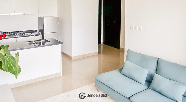 Living Room Branz BSD Apartment