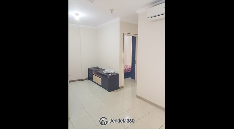 Living Room Apartemen City Resort Apartment