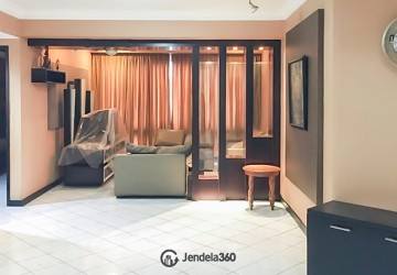 Taman Anggrek Condominium Apartment 3BR View S parman