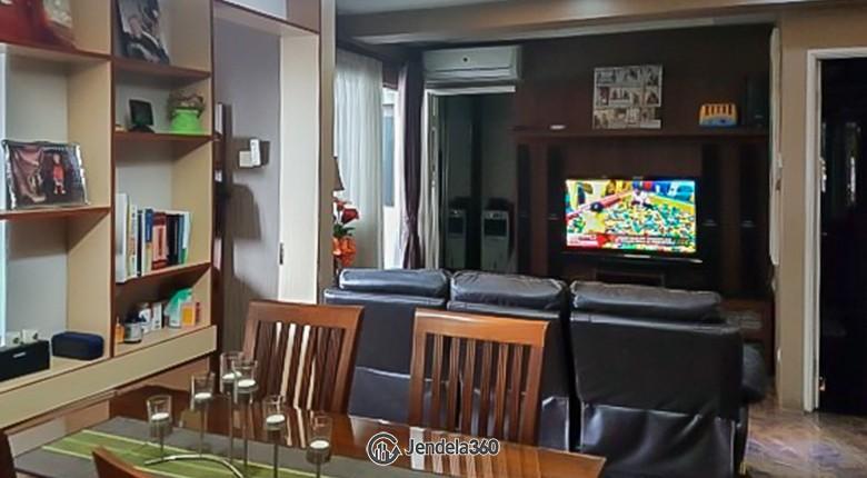 Living Room Pakubuwono Terrace Apartment
