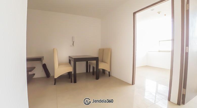 Living Room Pasar Baru Mansion Apartment