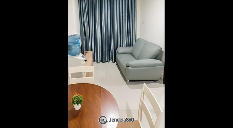 Living Room Brooklyn Alam Sutera Apartment
