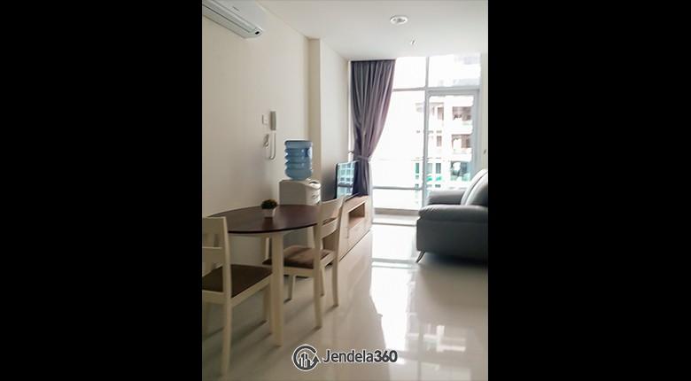 Living Room Brooklyn Alam Sutera Apartment Apartment