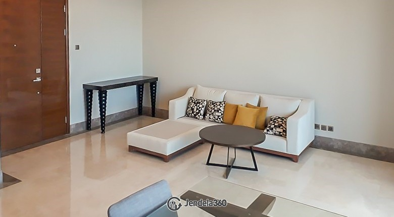 Living Room Apartemen District 8