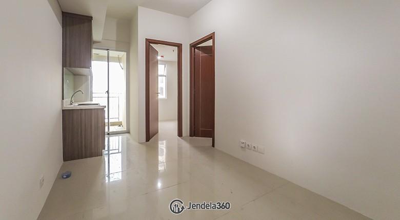 Living Room Apartemen Vittoria Residence