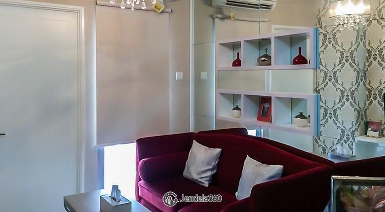 Living Room Apartemen Pakubuwono Terrace