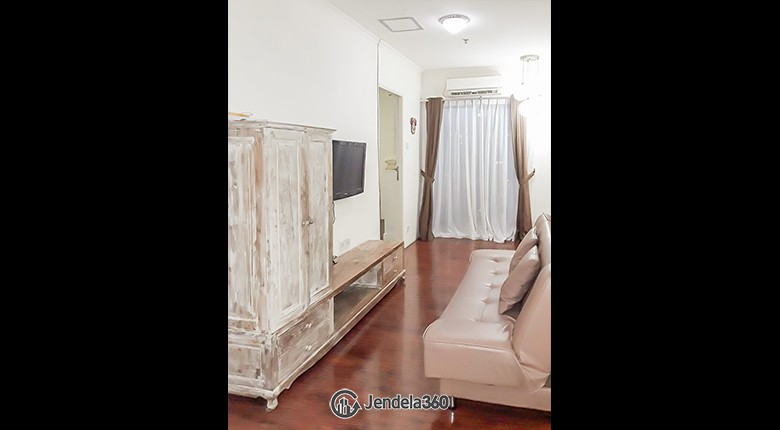 Living Room Apartemen Cervino Village