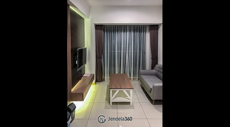 Living Room M-Town Residence Serpong Apartment