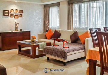 Grand Setiabudi Apartment 2BR Tower 1