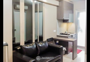 Green Bay Pluit Apartment 2BR Tower Flamboyan