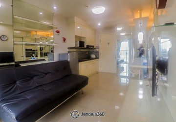 Thamrin Residence Apartment 1BR View Sudirman City