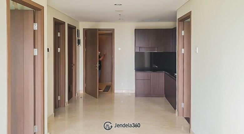 Living Room Apartemen Puri Orchard Apartment