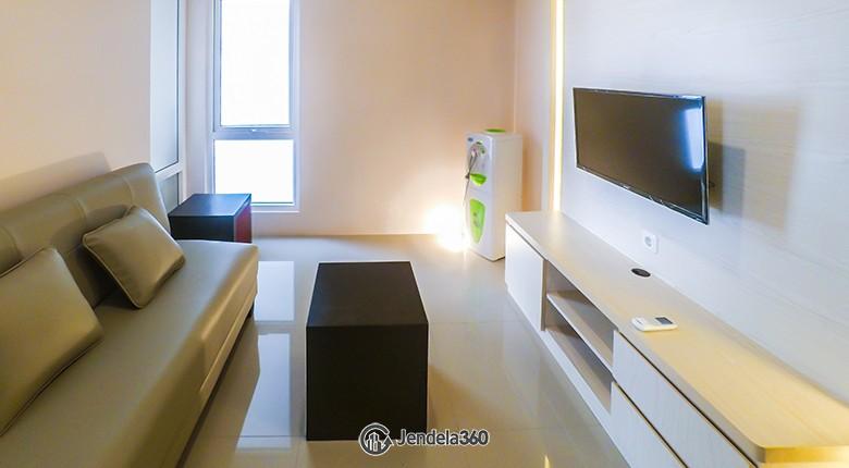 Living Room Bintaro Plaza Residence Apartment