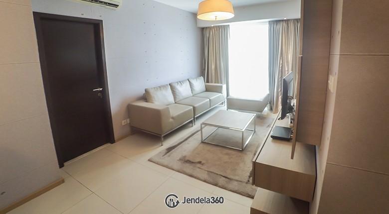 Living Room Apartemen Gandaria Heights Apartment